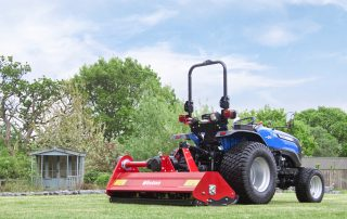 Compact Tractor Attachments   Groundcare Machinery - Winton